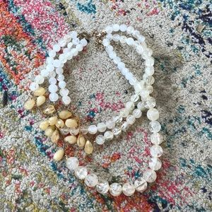 Anthropologie Lydell Statement Necklace